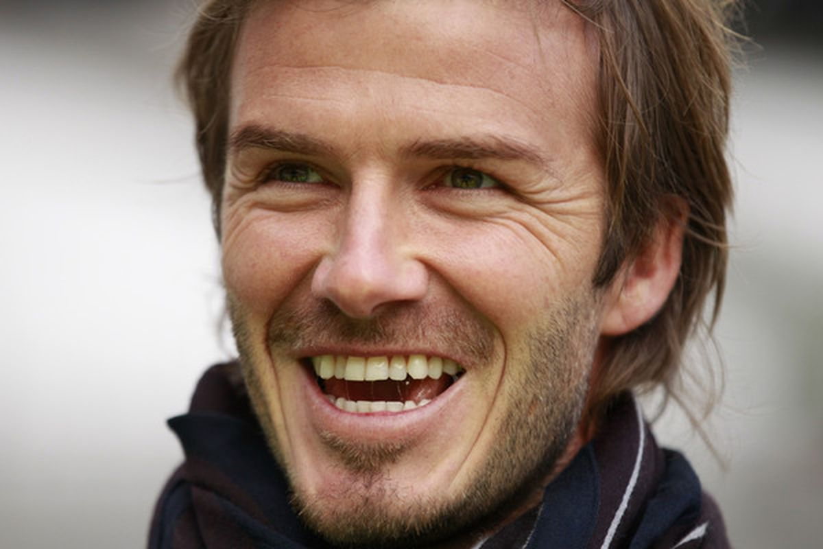 David Beckham's time in MLS will culminate in the Cup Final later tonight.   (Phot byMatt Dunham-WPA Pool/Getty Images)