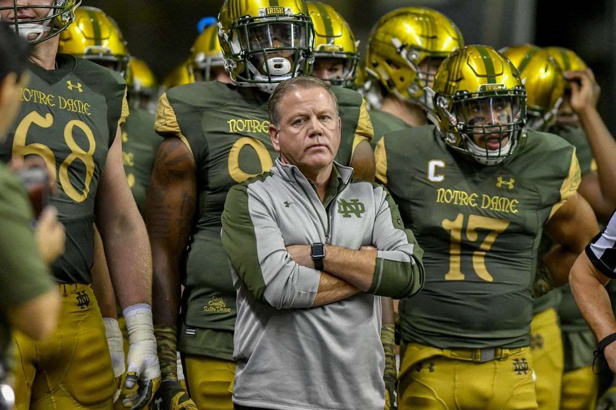 ofd podcast: parting shots at brian kelly and the 2016 notre dame