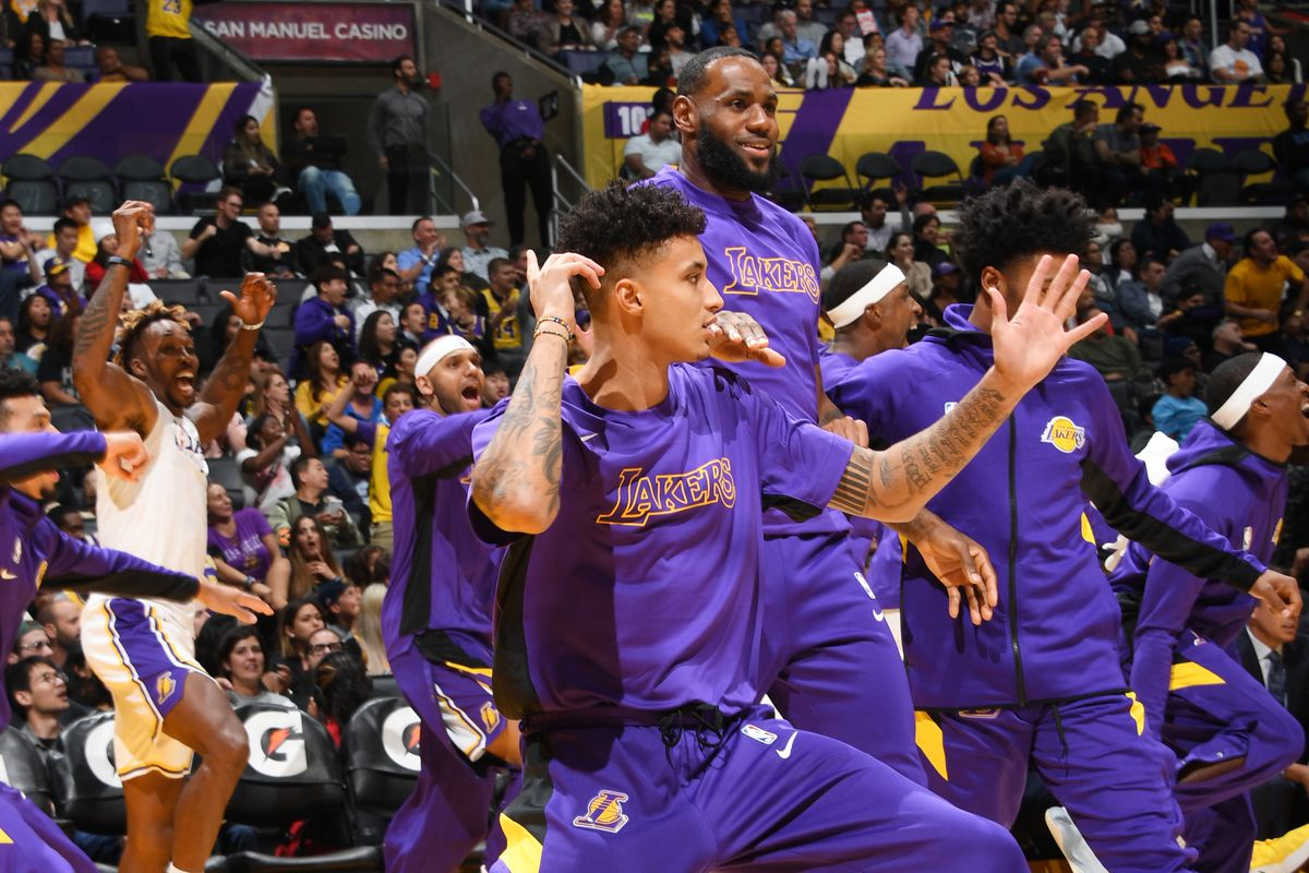 Lakers exercise 2020-21 contract option for Kyle Kuzma - Silver Screen and Roll