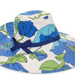 "<a href=""http://www.katespade.com/designer-accessories/women%27s-scarves-and-hats/garden-society-floppy-hat/PSRU0739,default,pd.html?dwvar_PSRU0739_color=377&start=6&cgid=accessories-hats-and-scarves""> Kate Spade Garden Society floppy hat, </a>$78.00"