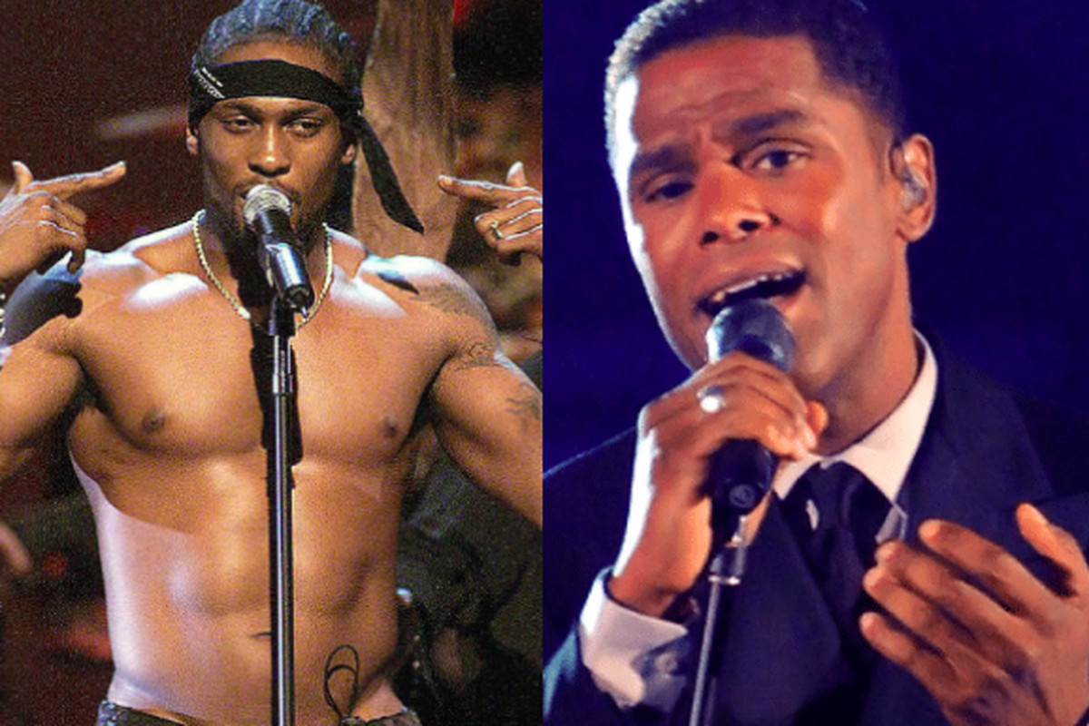 D'Angelo and Maxwell