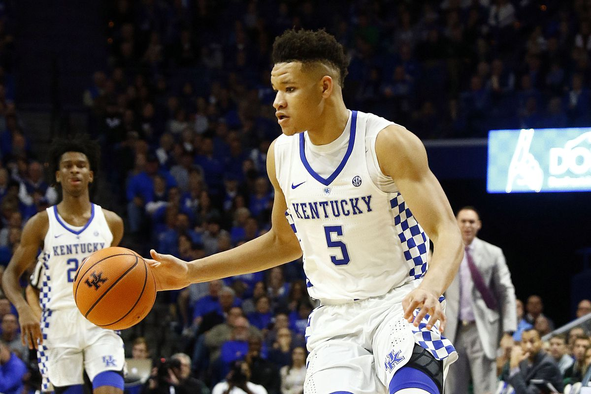 Uk Basketball: Quickies: Kevin Knox Decision Day Edition