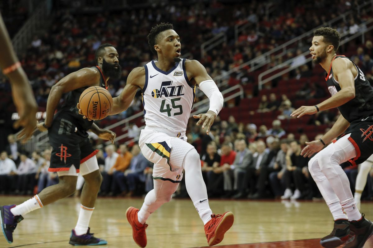 34739b8c4932 2019 NBA Playoffs Preview  What can the Utah Jazz do to beat the Houston  Rockets
