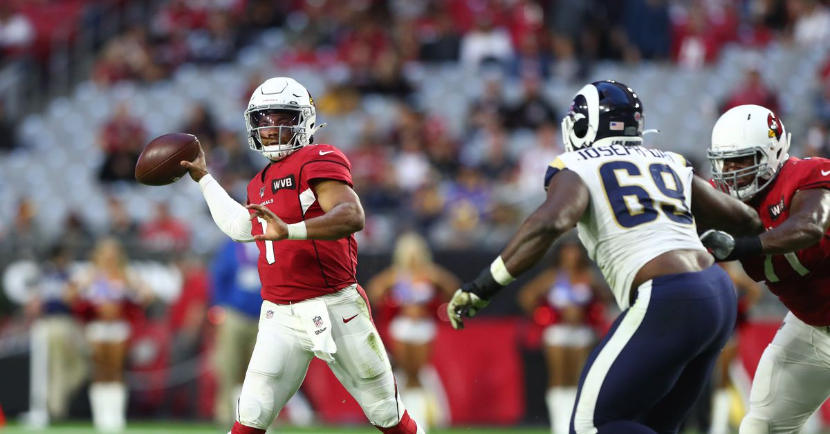 Arizona Cardinals vs Pittsburgh Steelers first half open thread