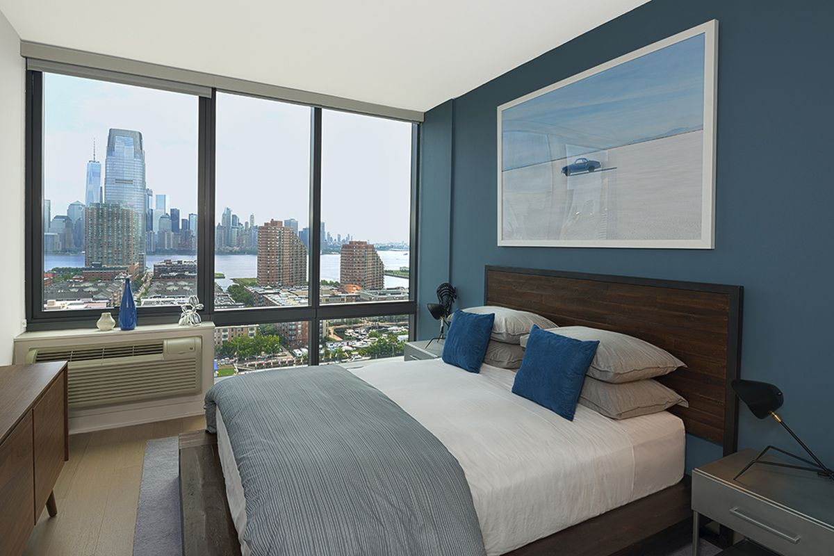 First look inside Jersey City's Vantage, with rentals from ...