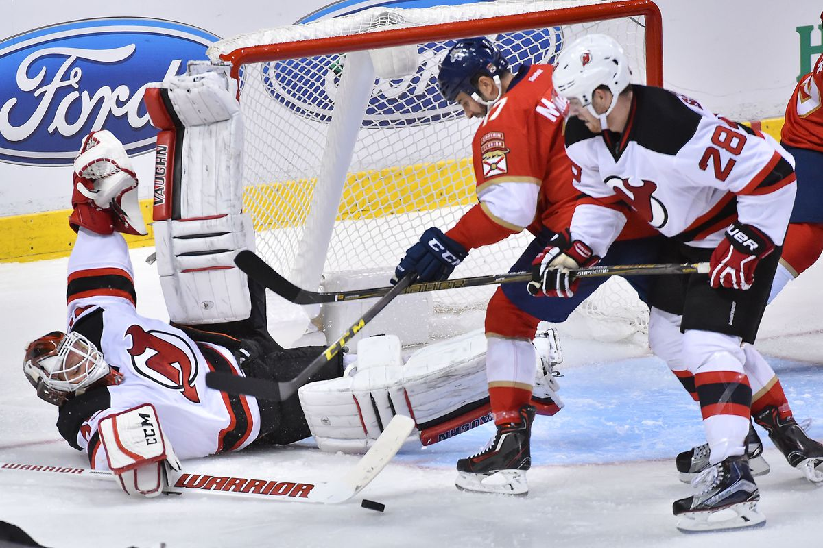 c1817a09947 Gamethread  42  New Jersey Devils vs. Florida Panthers - All About ...