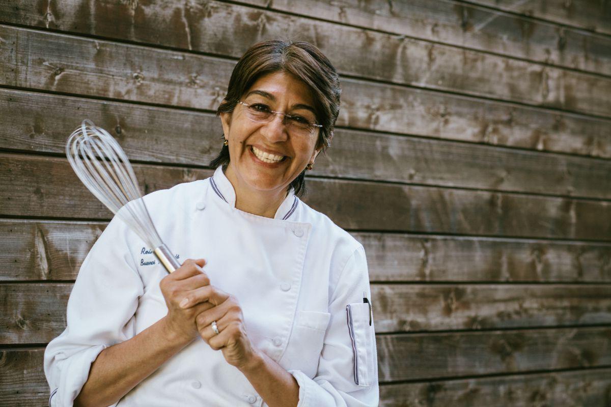 Chef Reina Morris of Buenos Aires Cafe