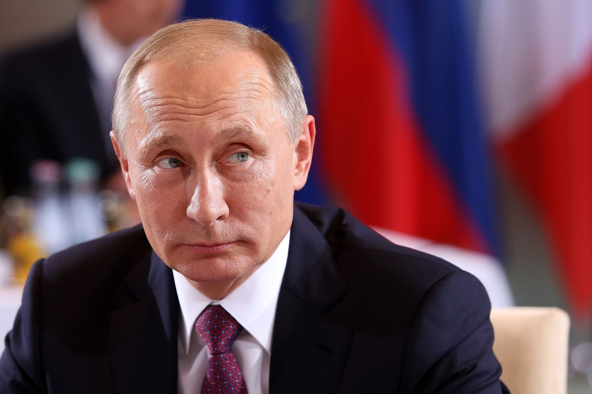 Vladimir Putin Was Directly Involved In Us Election Hack Report Says The Verge