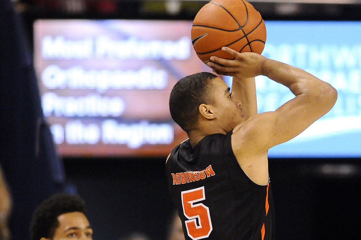 Dulani Robinson looks to lead the Tigers past the Cougars