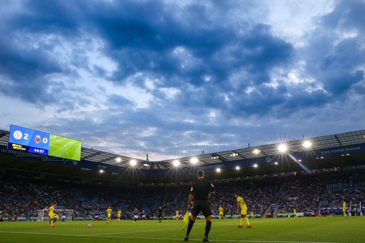 Leicester City v Villarreal: Pre-Season Friendly