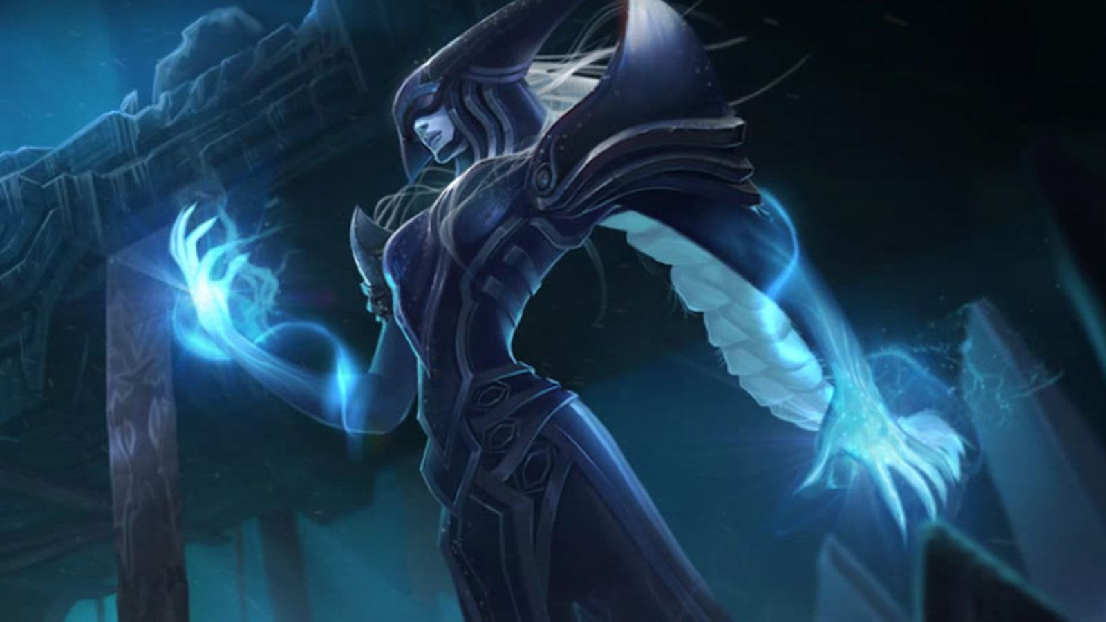 League of Legends trailer introduces the frigid Ice Witch ...