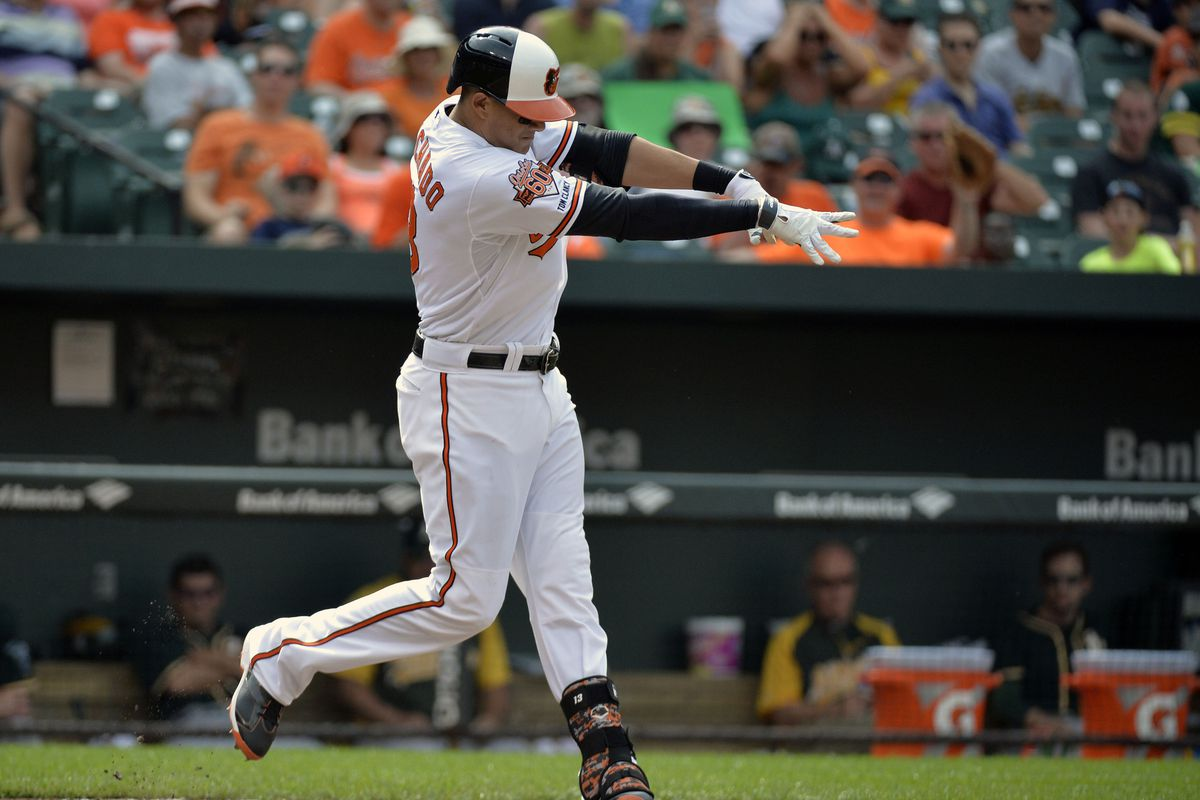 Exhibit A: This is not the follow-through of an MLB hitter making a legitimate swing.