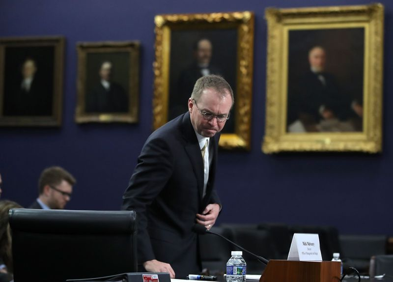 Office Of Management And Budget Director Mick Mulvaney Testifies To House Committee On OMB's 2019 Budget
