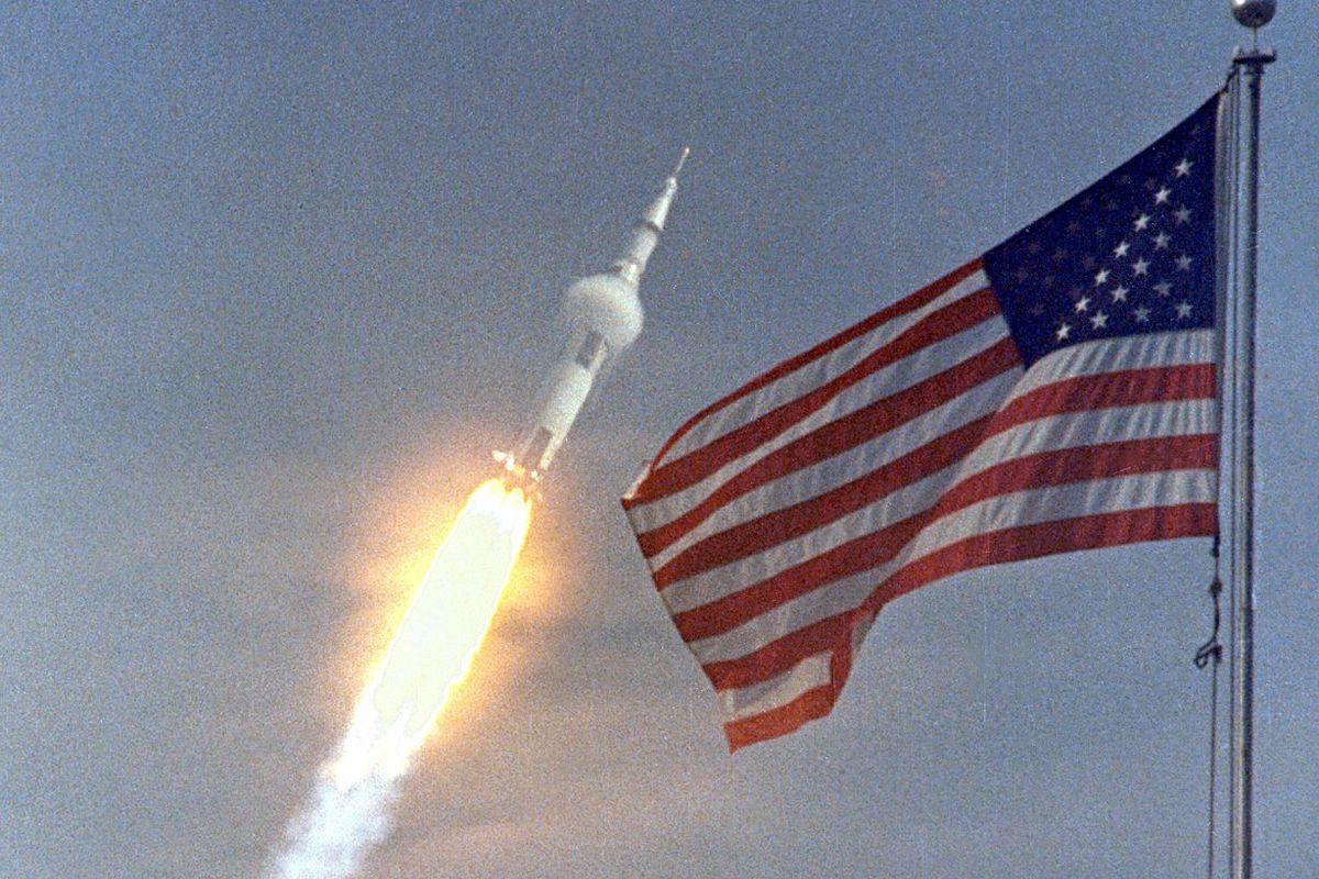 Apollo 11 Launch, July 16th, 1969