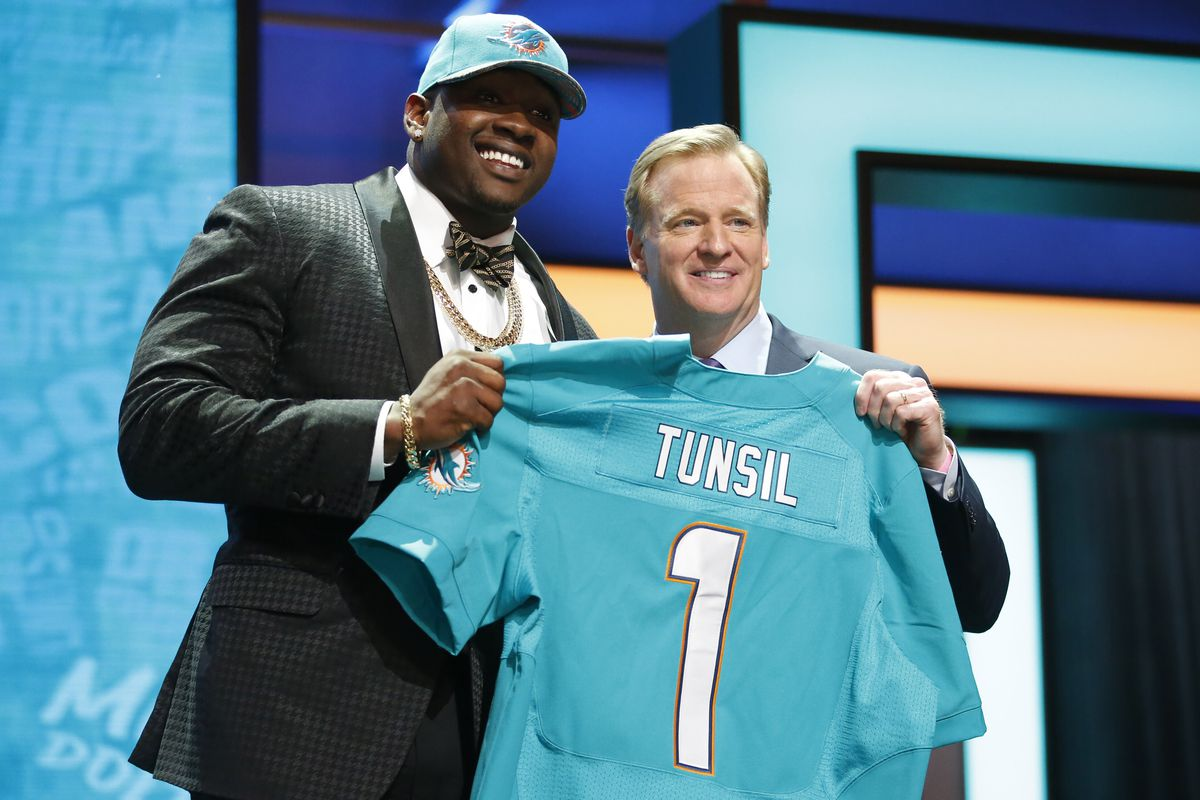 Breaking down the Miami Dolphins 2016 Draft Class Laremy Tunsil