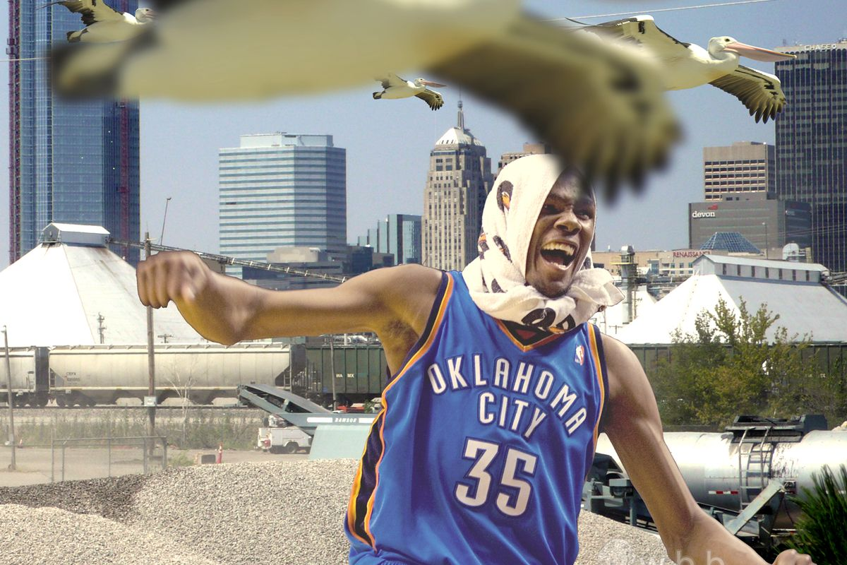 Haven't you always wanted to run with the pelicans?