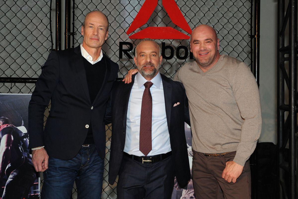 6fd5161c4b Pros react to UFC-Reebok sponsorship
