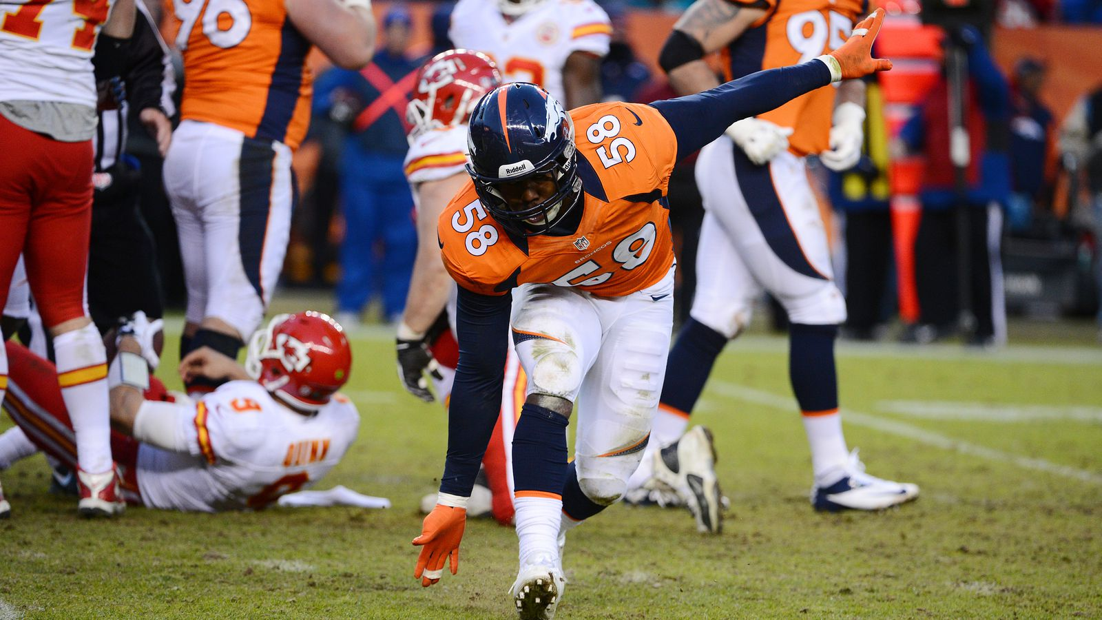 On This Day In Broncos History December 31 Mile High Report
