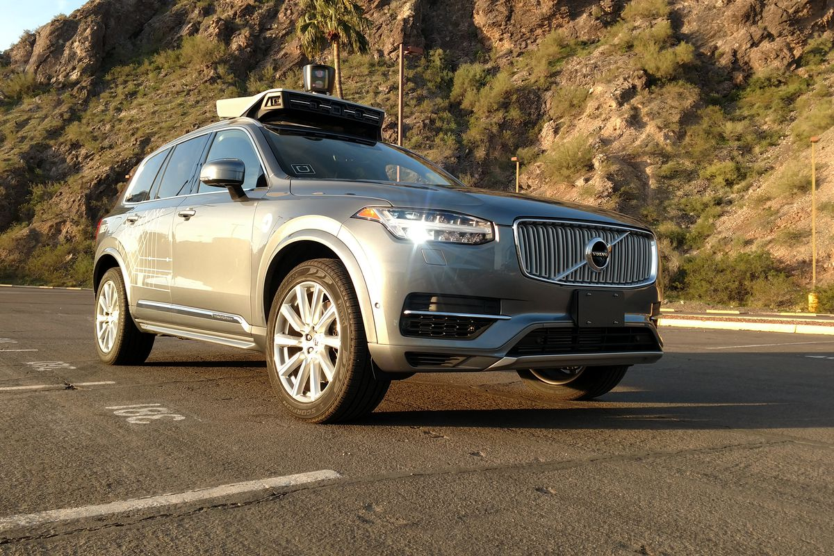 Uber Self-Driving Car Hits and Kills Pedestrian
