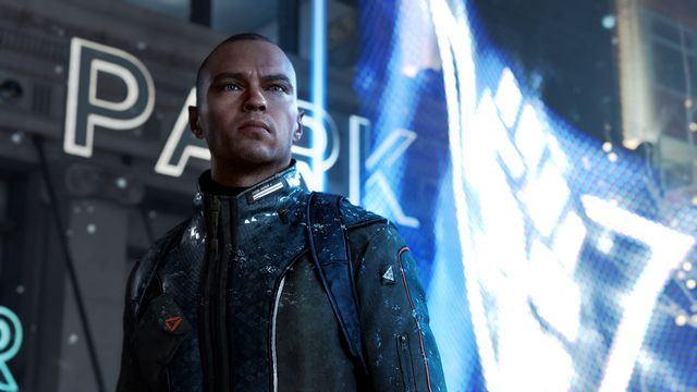 Detroit: Become Human's success allows Quantic Dream to self-publish future games