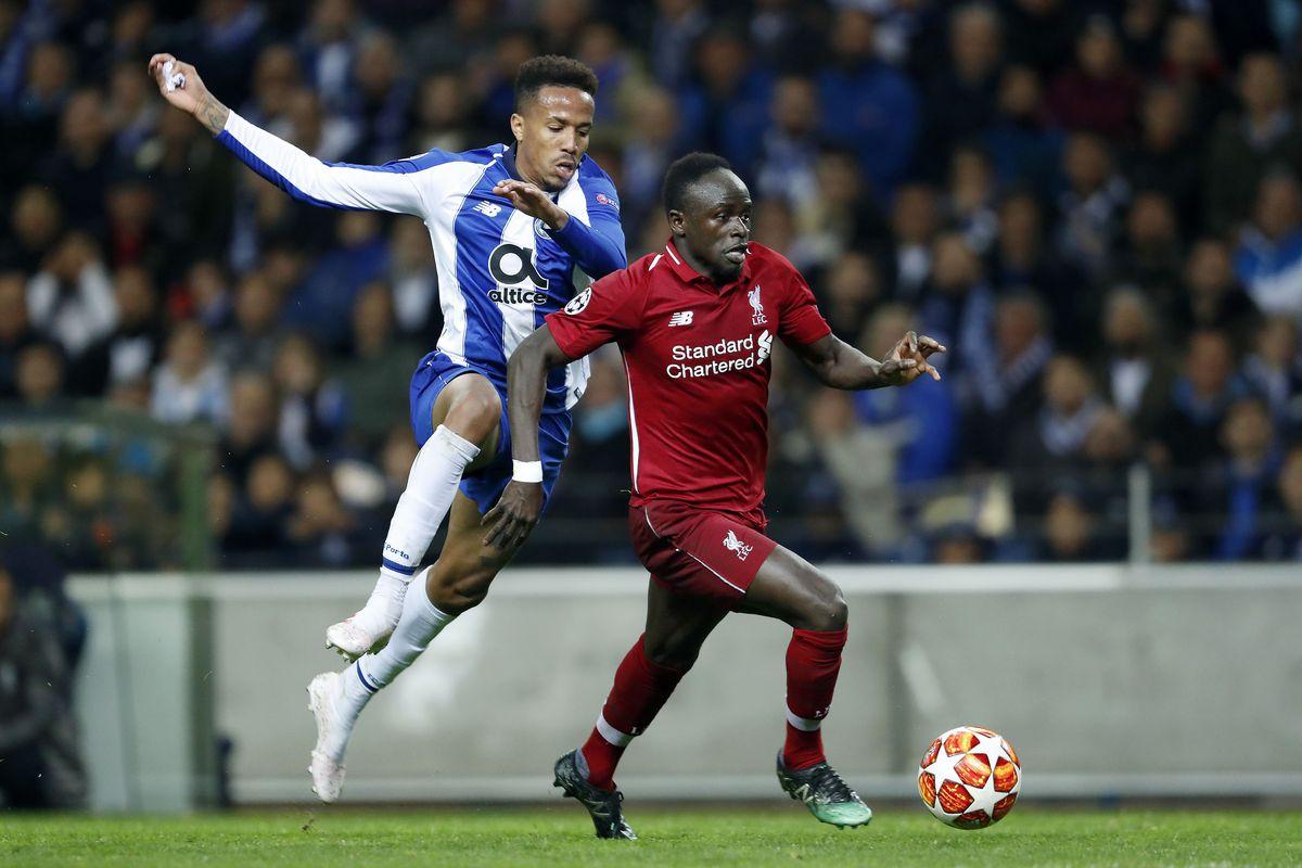 "UEFA Champions League""FC Porto v Liverpool FC"""