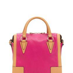 Pour La Victoire Verona satchel: original retail price: $395, Gilt City Warehouse sale price: $40