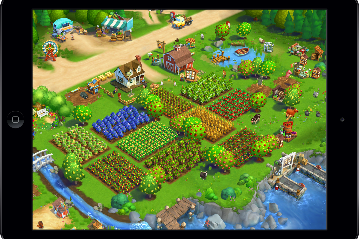 FarmVille 2: Country Escape launches on mobile today - Polygon