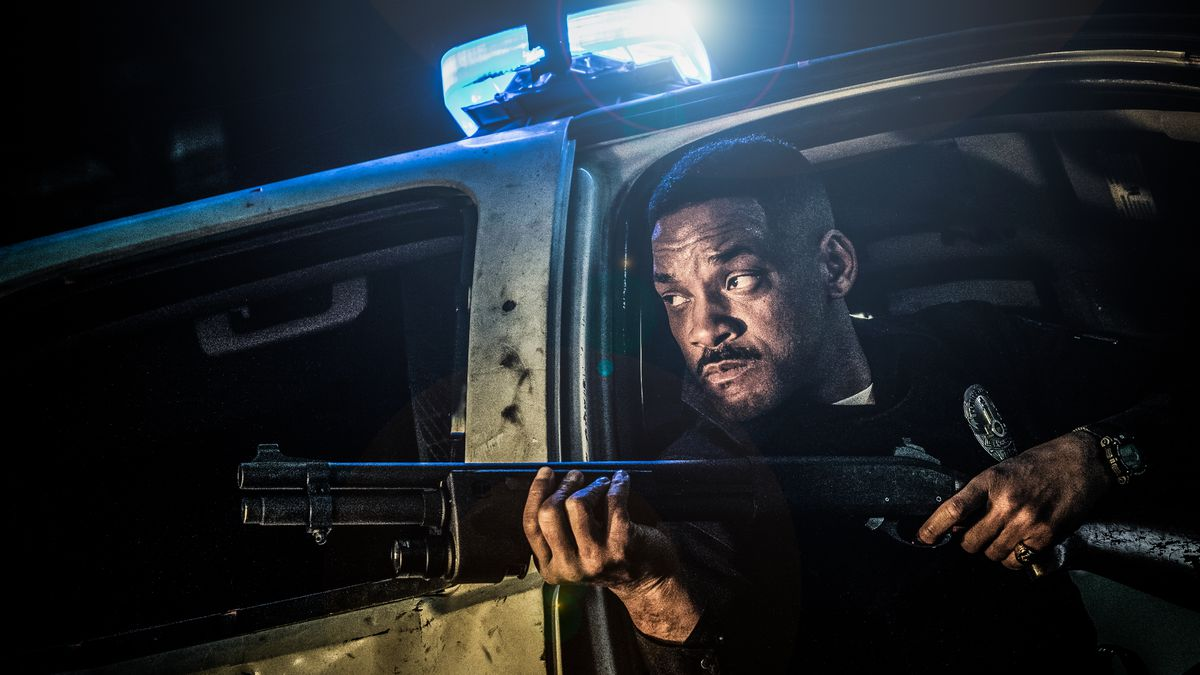 Rotten Tomatoes Rating For Netflix Movie 'Bright' Not Looking Shiny
