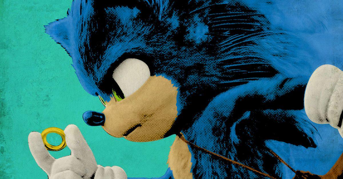 'Sonic the Hedgehog' Isn't Terrifying—It's Just Boring