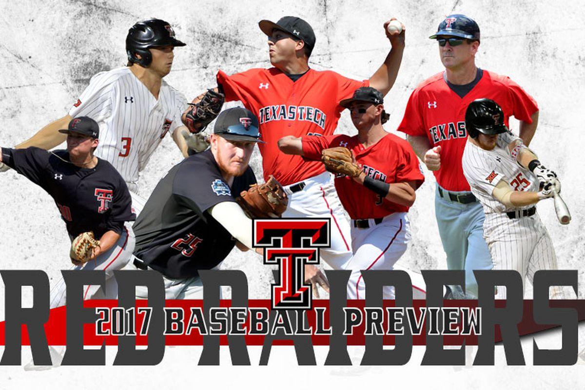 d9c88fcf7 Texas Tech Baseball Season Preview - Outfield - Viva The Matadors
