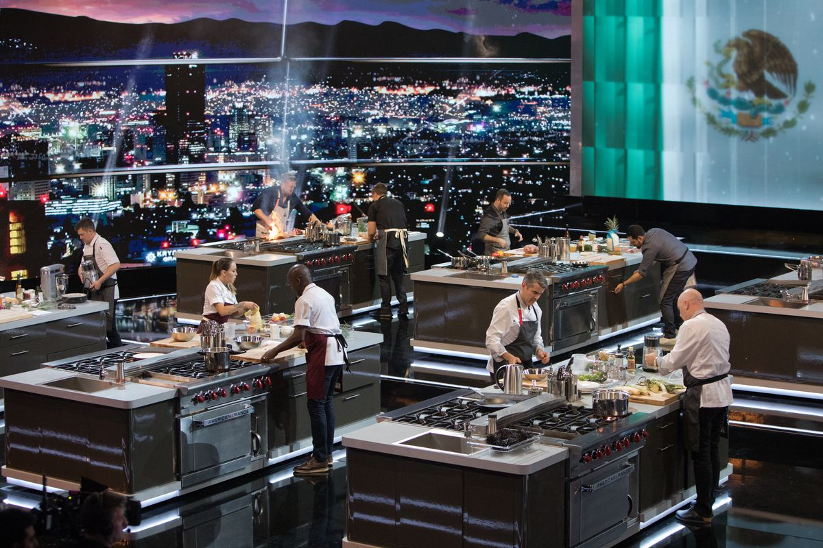 Netflix's The Final Table features London chefs at Michelin star restaurants Clare Smyth and James Knappett