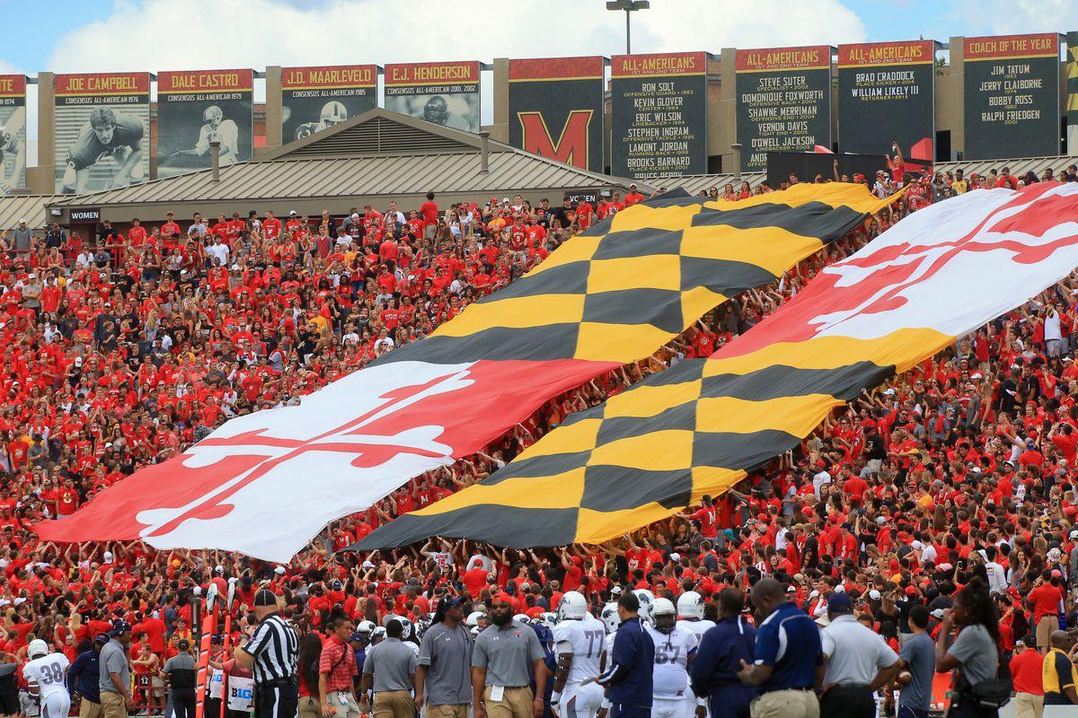 NCAA FOOTBALL: SEP 03 Howard at Maryland
