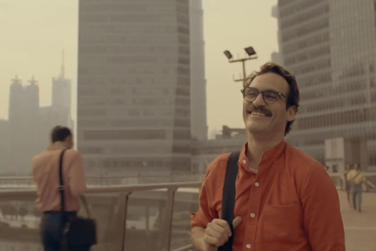 The trailer for Spike Jonze's new film 'Her' finds Joaquin ...