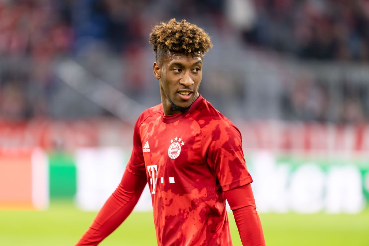 Kingsley Coman says his injury problems helped him grow as a player in recent interview - Bavarian Football Works