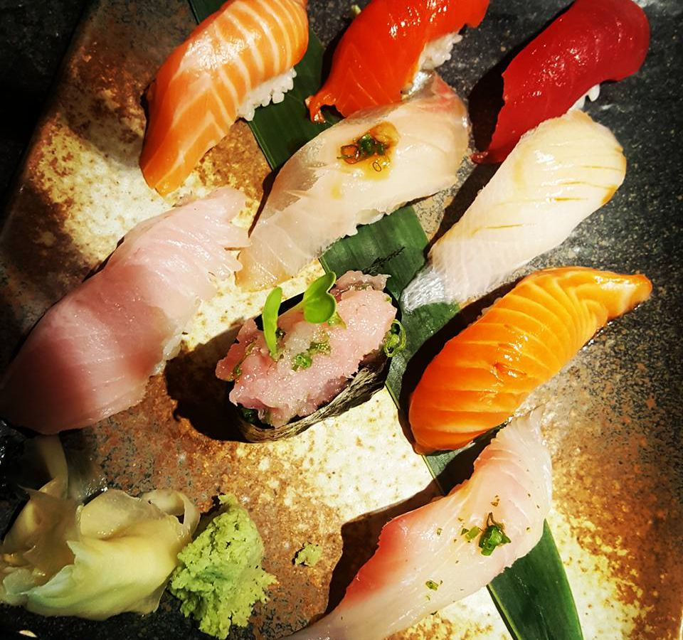 14 Sushi Restaurants To Try In Portland Mapped