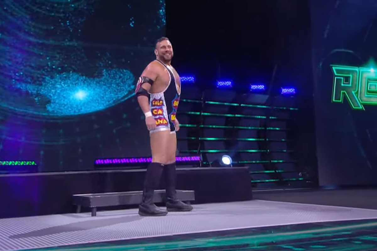 Tony Khan confirms Colt Cabana has signed with AEW - Cageside Seats