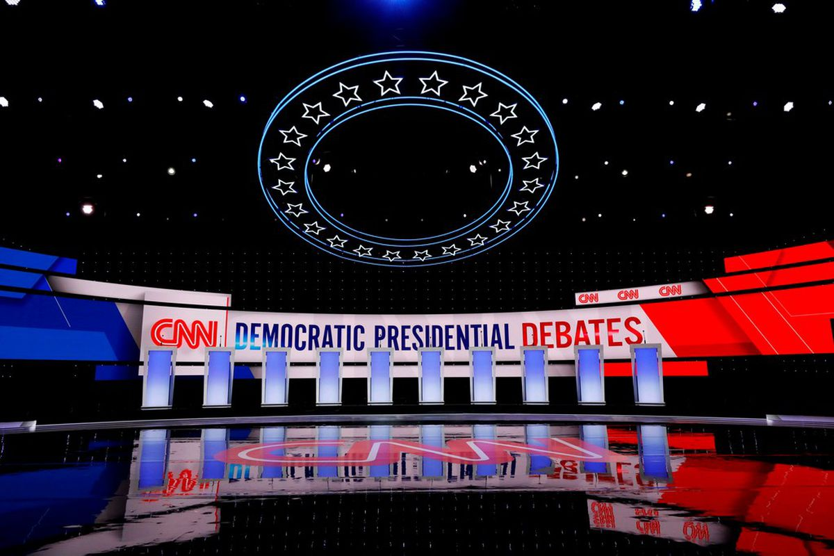 Democratic debate schedule: Start time, TV channel and more