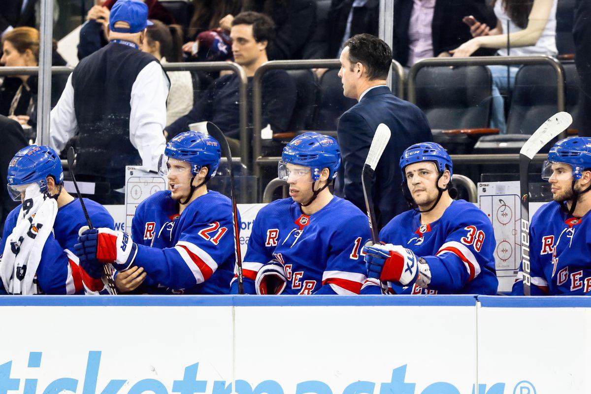 NHL: JAN 13 Islanders at Rangers