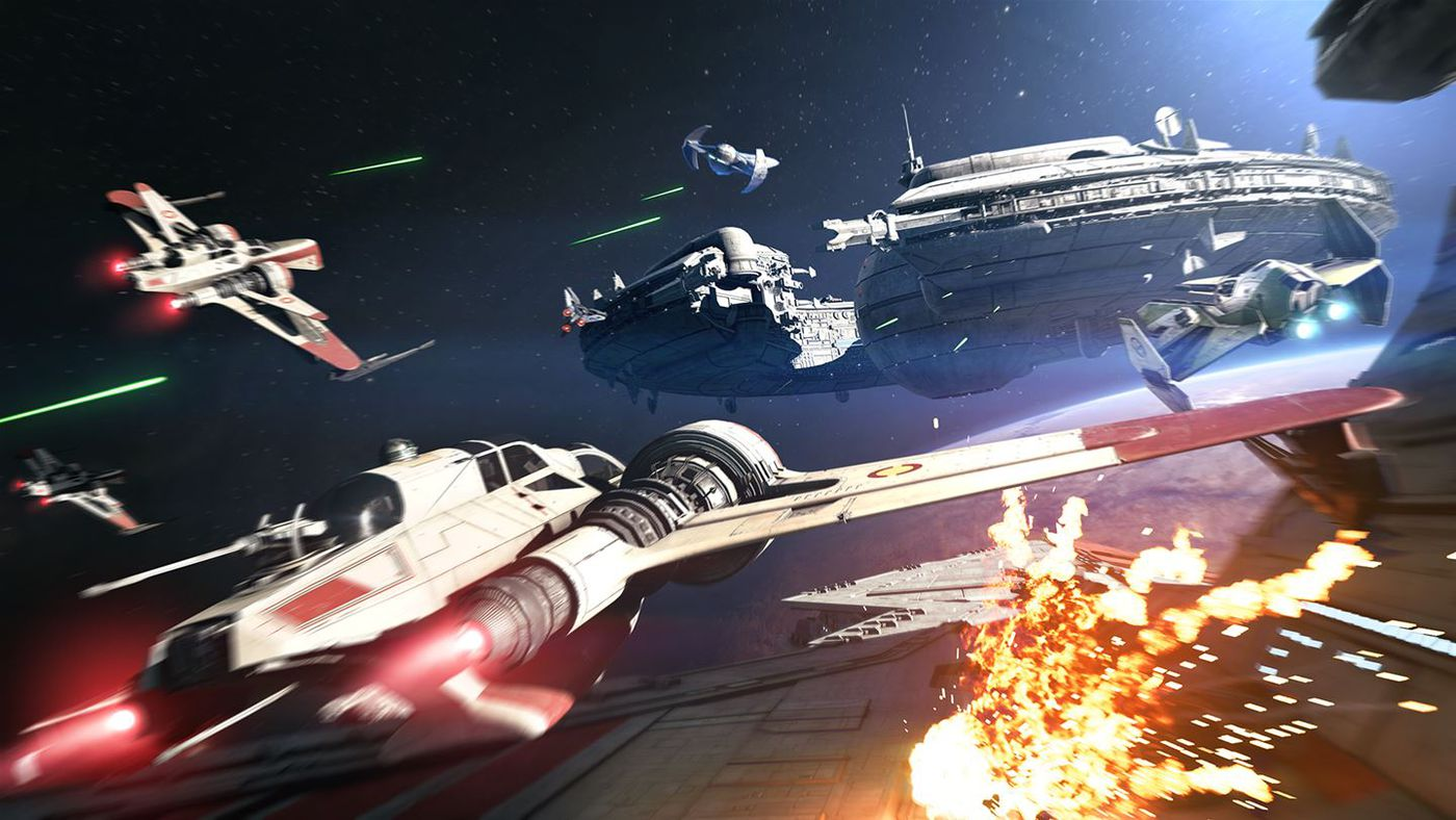 Eas battlefront ii changes highlight the disconnect between eas battlefront ii changes highlight the disconnect between gameplay and progress the verge fandeluxe Images