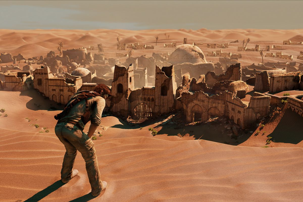 Uncharted 3 S Single Player Campaign Is Now Free On Psn Update
