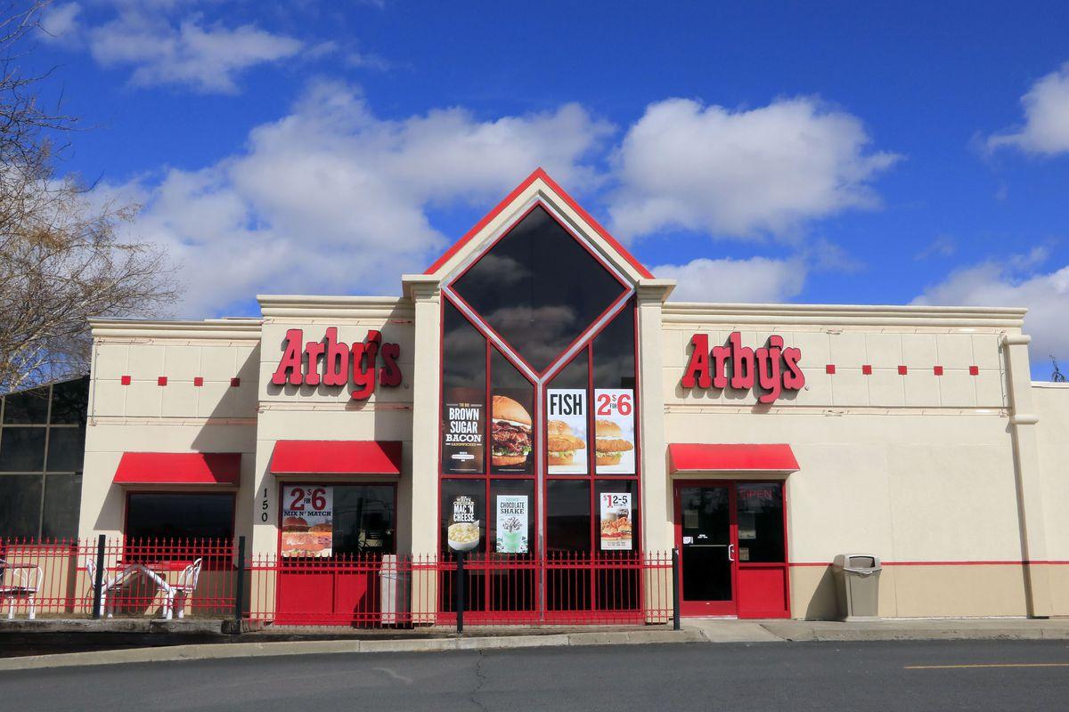 ArbyÕs fast food restaurant