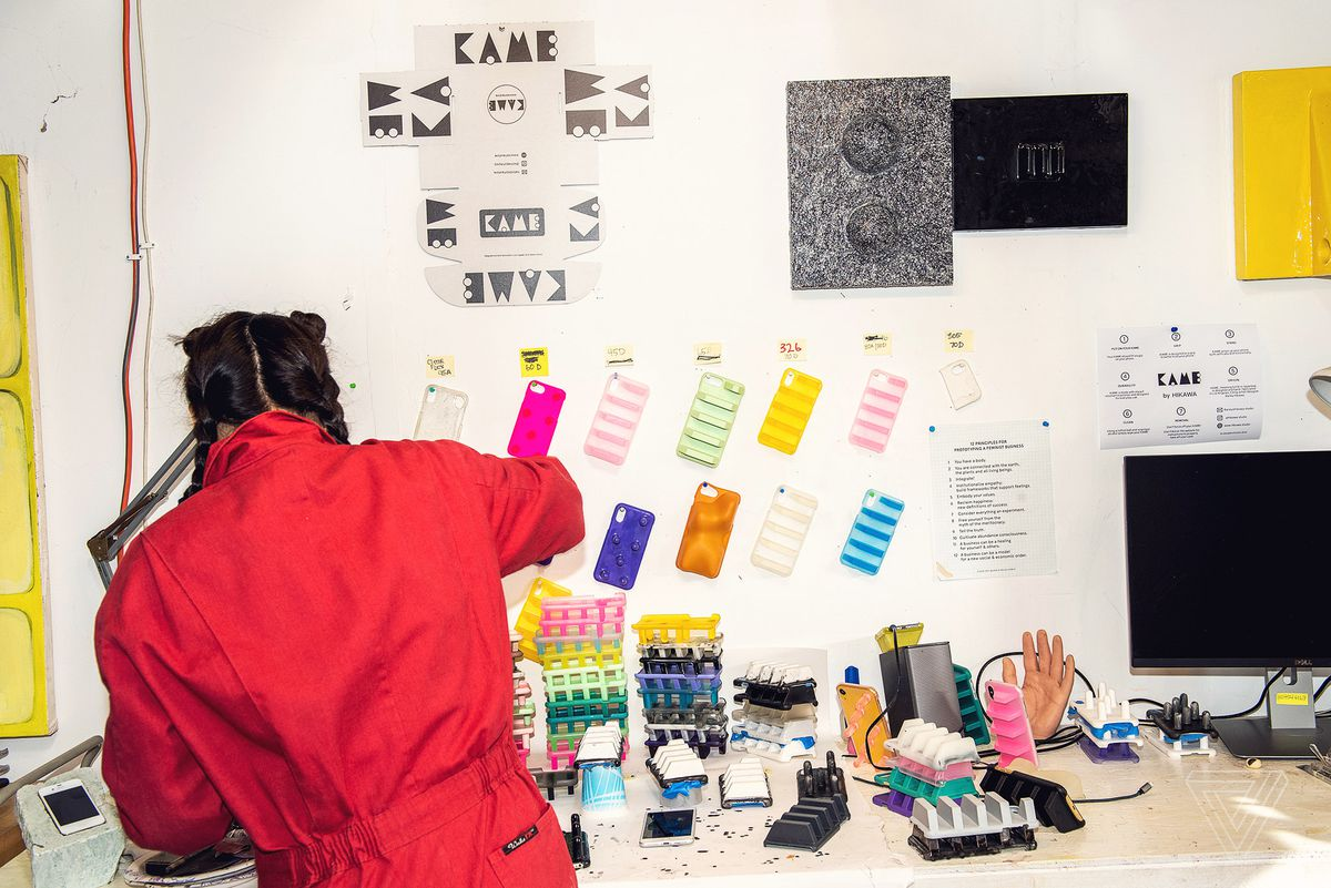 The most innovative phone cases are made in a Los Angeles