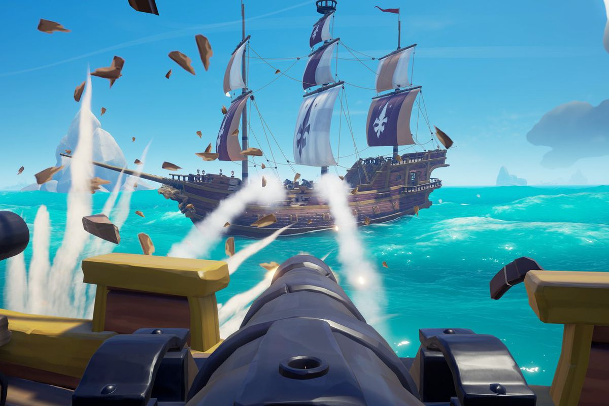 Image result for sea of thieves pvp