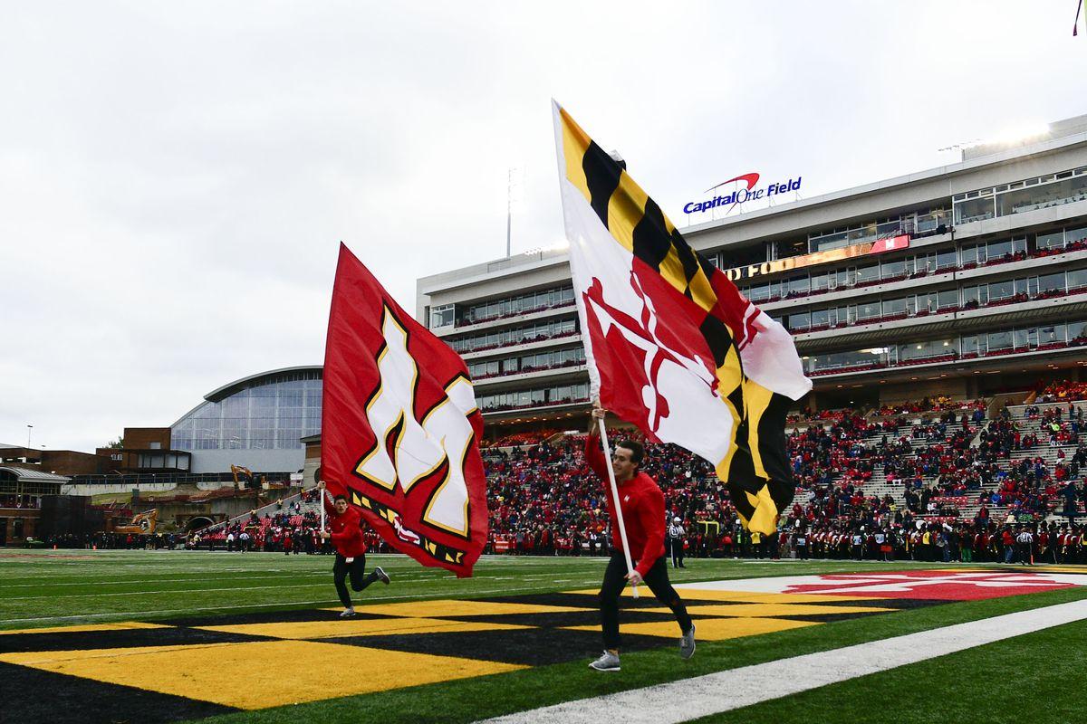 NCAA Football: Illinois at Maryland