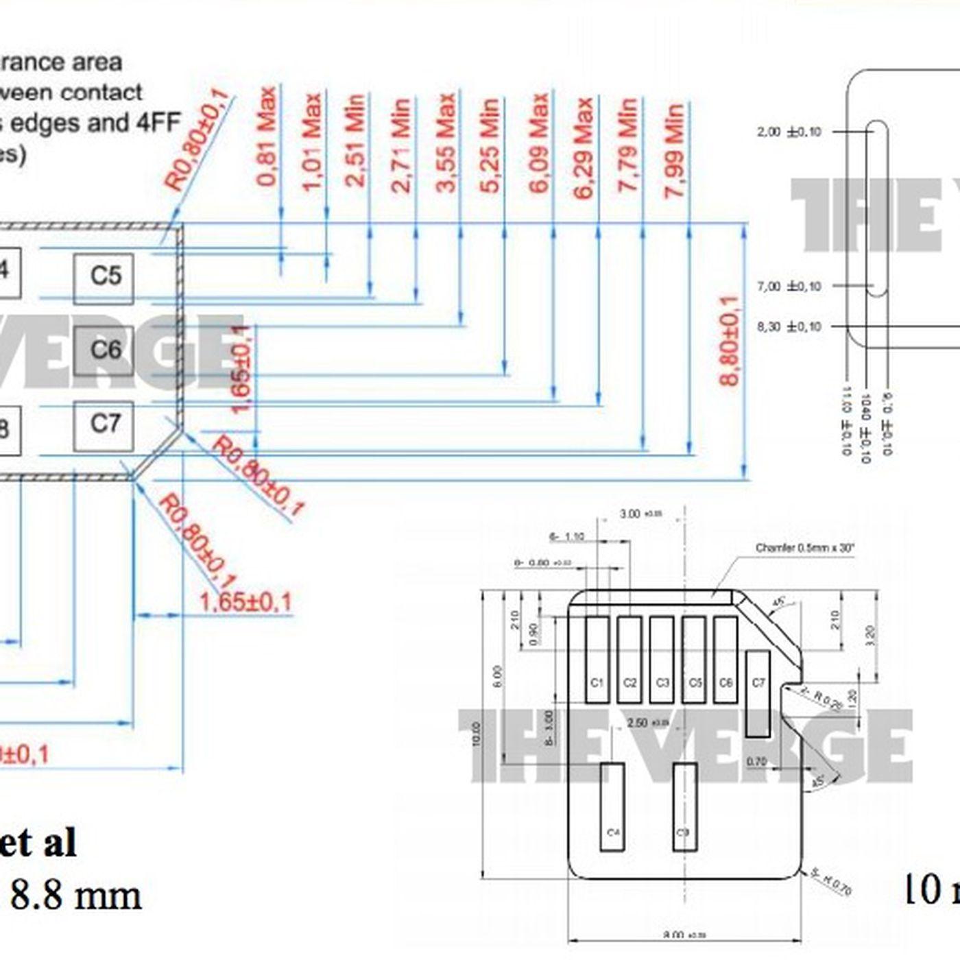 Nokia Acknowledges Nano Sim Decision Now Says Its Prepared To X Circuit Diagram License Essential Patents The Verge