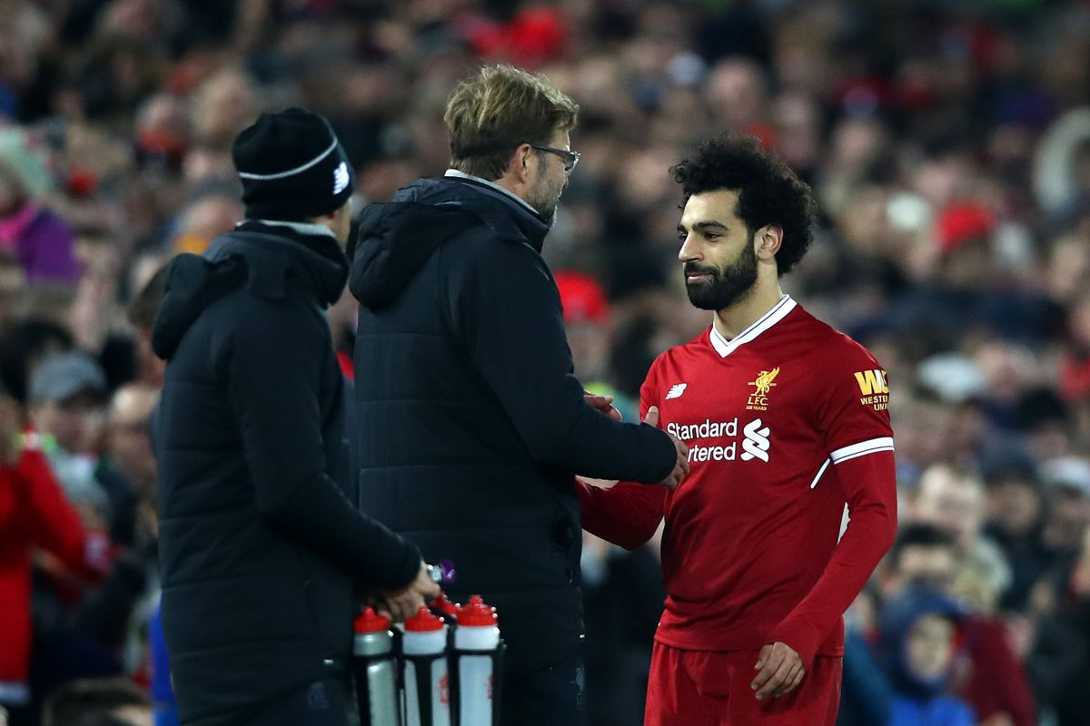 Klopp: Salah 100% deserves PFA Player of the Year award
