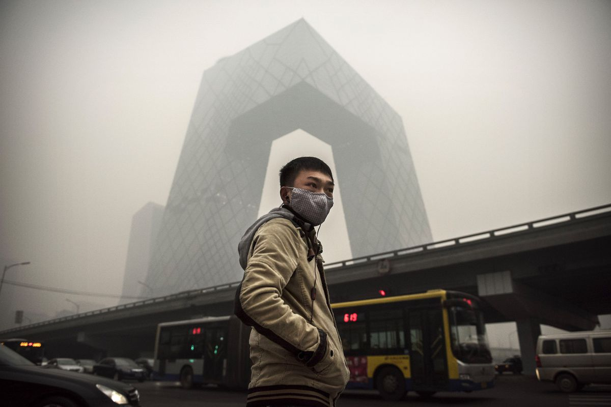 A documentary about China's notorious pollution went viral last week.
