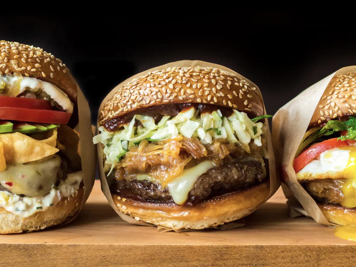 Burgers from Roam