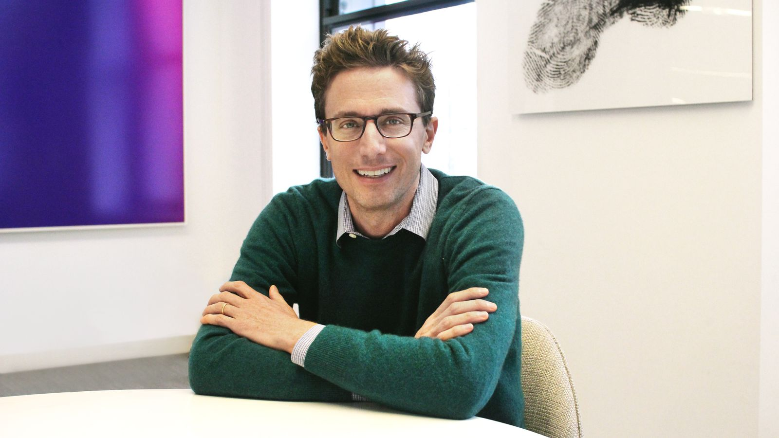 Buzzfeed Ceo Jonah Peretti It S Not Just A Site It S A