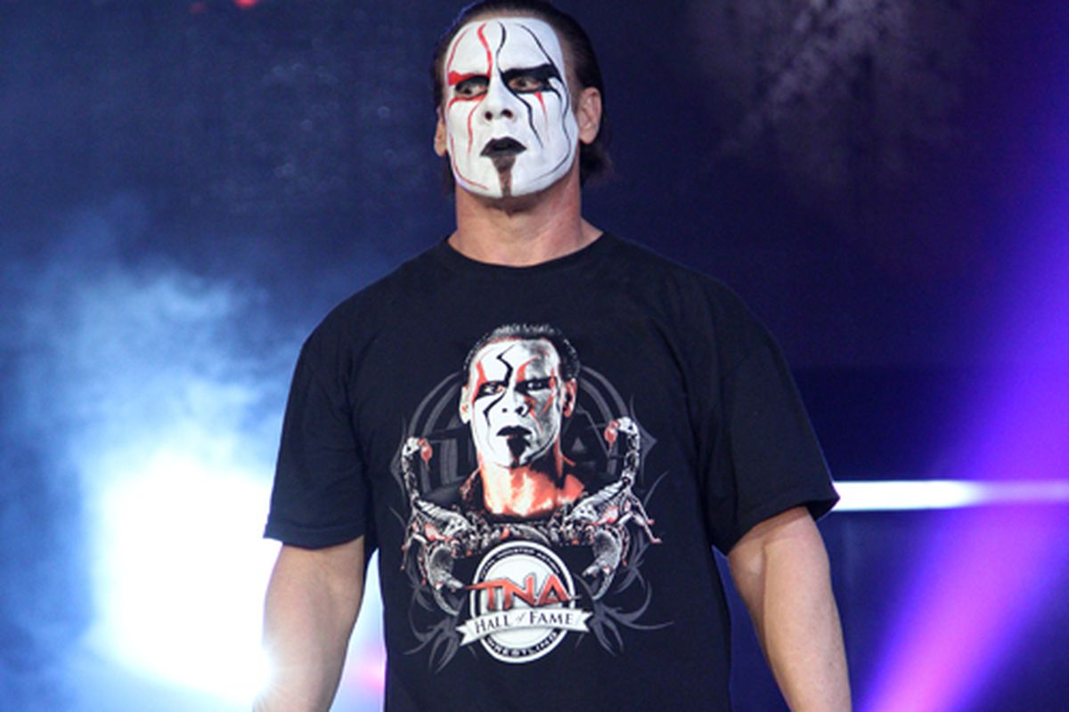 Sting explains his decision to stick with TNA - Cageside Seats